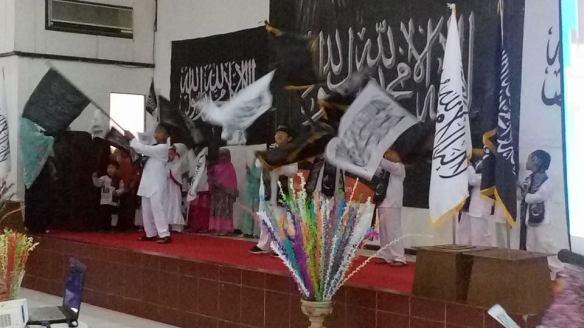 Parade Anak Liwa Roya Liqo Syawal 1436 H