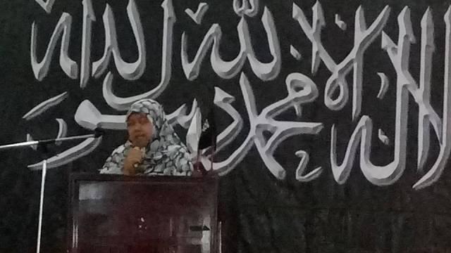 Testimoni Tokoh Ustadzah Hj. Ida Aqidah Hasan Owner Yayasan Min Fadli Rabbi Pengisi Kajian Tafsir MT Al Furqon Bekasi