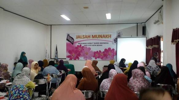 Open House MHTI DPD II HTI Kota Bekasi (26/09)